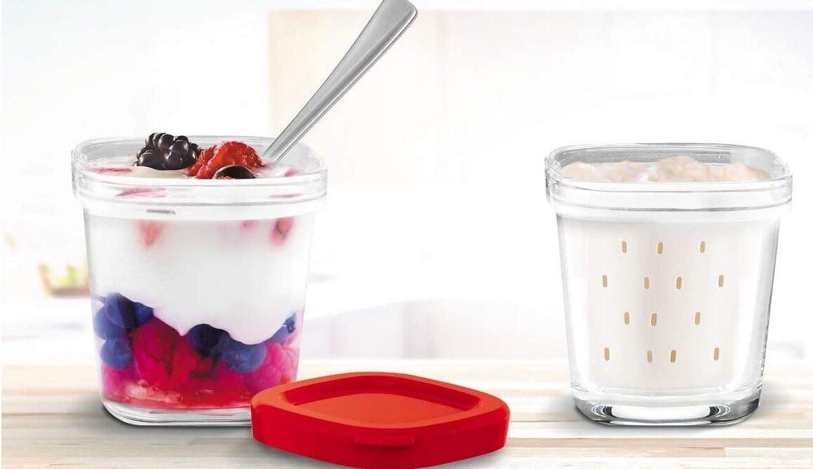 Acheter des pots en verre pour yaourtière SEB